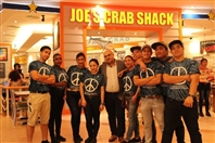 Openings Opening of Joe's Crab Shack in Abu Dhabi UAE