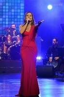 Activity Downtown Dubai Festivals and Big Events Carole Samaha's concert in Abu Dhabi  UAE