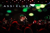 Concert  Assi El Hallani at Citywalk Dubai UAE