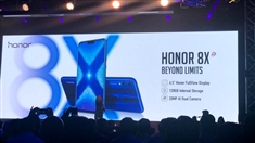 Social Honor 8X MEA Launch Event UAE