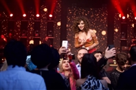 Nightlife and clubbing Valentine's Night with Myriam Fares at Ras al Khaimah UAE
