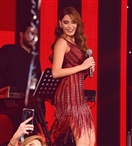 Nightlife and clubbing Valentine's Night with Cyrine Abdel Nour in Jordan UAE