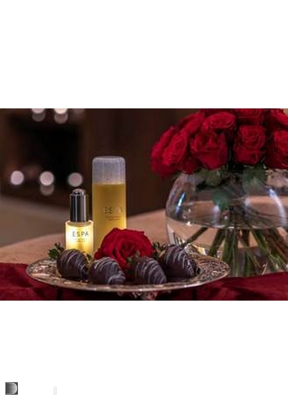 The Ritz-Carlton, Dubai Social Romantic Couples Spa Retreat UAE