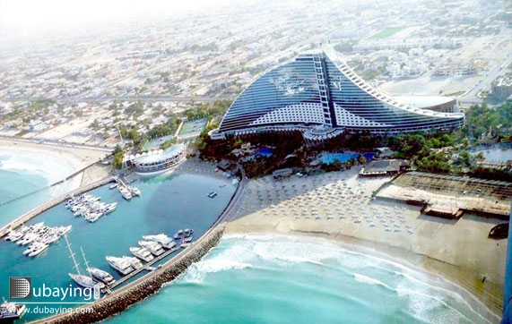 Leisure Sites Dubai Jumeirah Jumeirah City Tourism Visit UAE