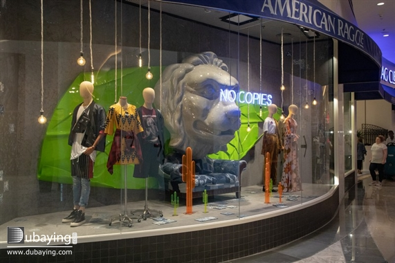 The Dubai Mall Downtown Dubai Social American Rag Cie debuts flagship store in The Dubai Mall UAE