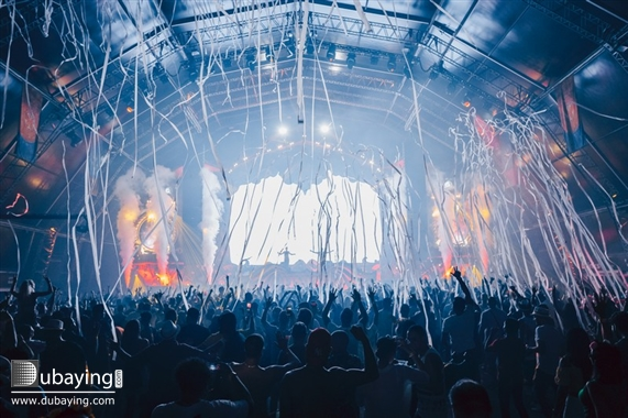 Nightlife and clubbing UNITE With Tomorrowland Abu Dhabi UAE